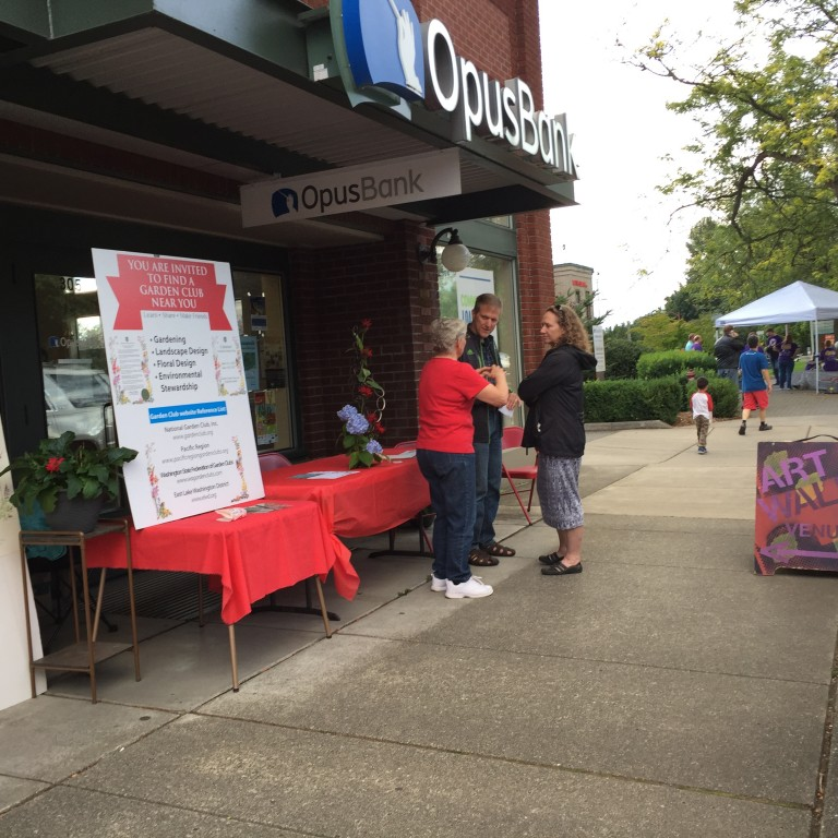 Issaquah Art Walk 7/2016