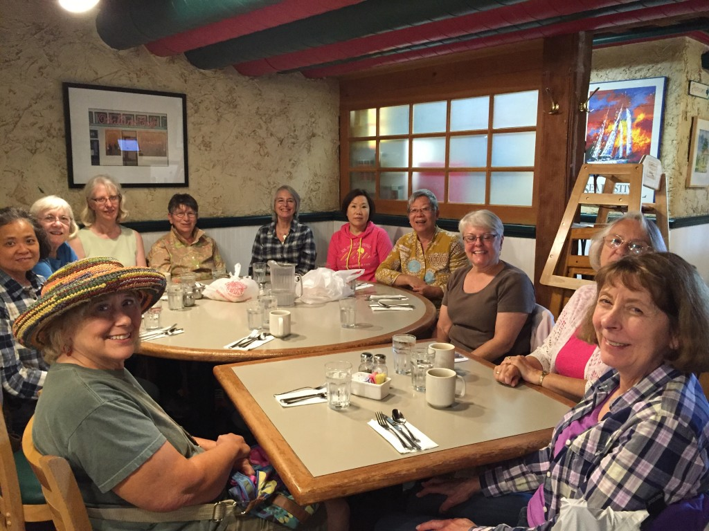 Maltby Cafe Lunch  8/2016