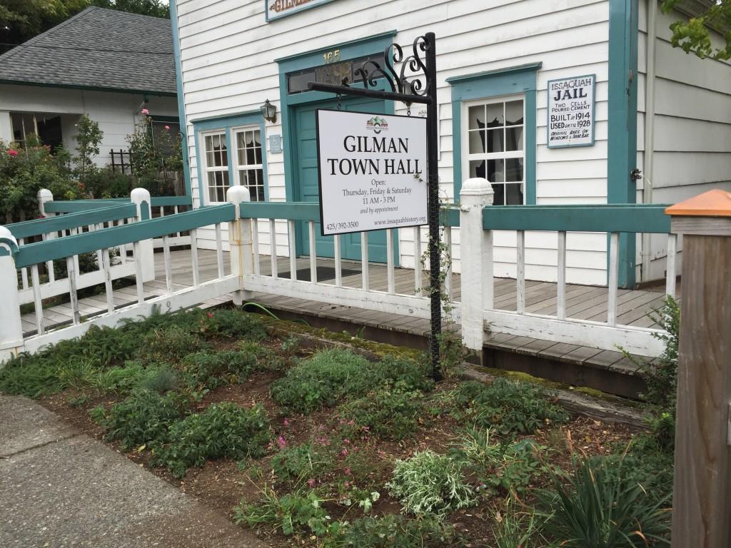 Issaquah Historical Museum 9/2016